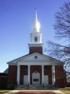 2nd Reformed Church 2nd