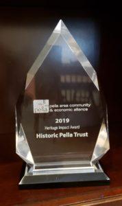 Heritage Impact Award