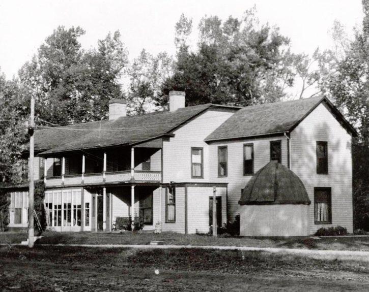 Scholte House