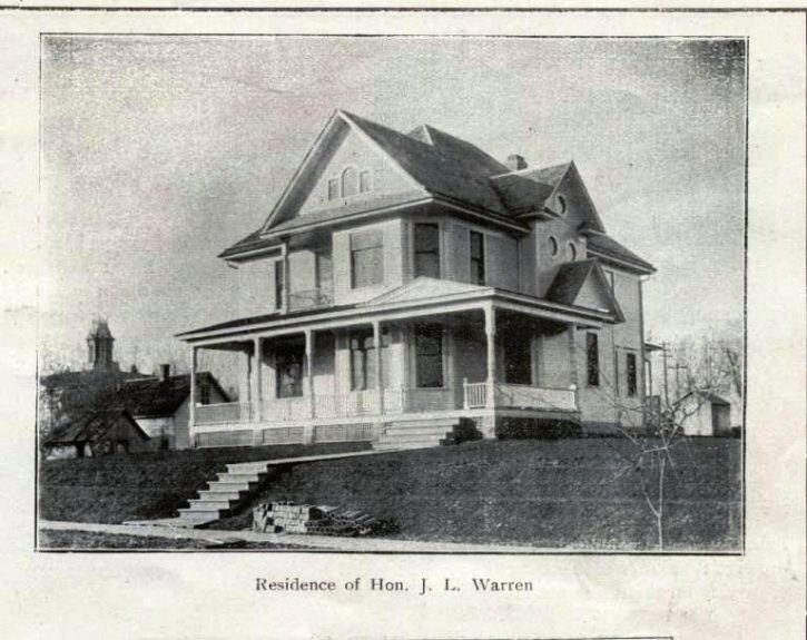 Warren House; South Main